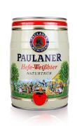 德国原装进口 柏龙小麦白啤酒5L桶装