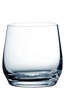 LUCARIS进口无铅水晶威士忌杯370ml