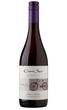 柯诺苏黑比诺红葡萄酒(自行车系列)