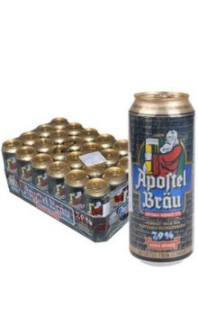 德国原装进口啤酒修士烈性啤酒 500ml*24罐装啤酒