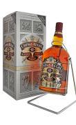 芝华士大炮 Chivas Regal12芝华士12年威士忌酒4.5L铁架
