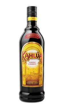 洋酒 美国KAHLUA甘露咖啡力娇 提拉米苏烘焙