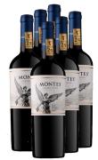蒙特斯经典梅洛干红葡萄酒-6支装
