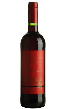 法国幸福之星干红葡萄酒