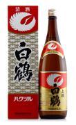 日本原装进口洋酒 白鹤清酒上选中口1800ml 口感芳醇