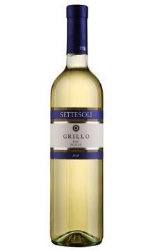西施西里白葡萄酒格里沃