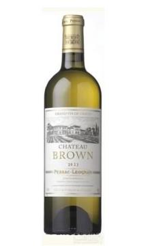 布朗城堡干白葡萄酒2012