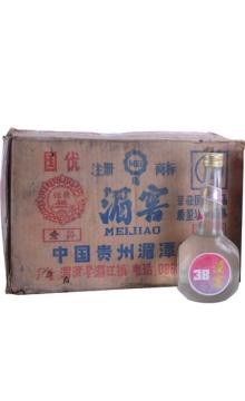 38°湄窖酒500ml  90年代中期 整箱12瓶装 陈年老酒