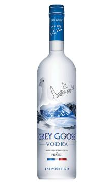 洋酒Grey Goose vodka灰雁伏特加750ml 原装进口