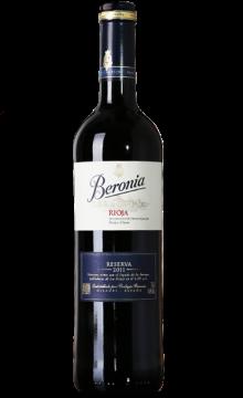 贝尔莱珍藏干红葡萄酒(里奥哈)