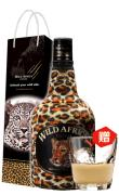 狂野非洲甜酒奶油利口酒 力娇酒鸡尾酒基酒(赠双支威士忌杯)  750ML