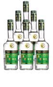 蒙古王 绿桶38度500ml*6瓶 浓香型白酒