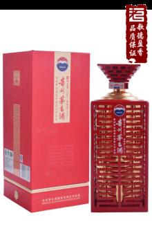 茅台世博会纪念酒 2012年 53度500ml