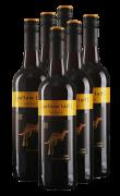 黄尾袋鼠西拉红葡萄酒-6支装