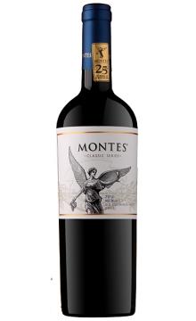 蒙特斯經典梅洛干紅葡萄酒(又名蒙特斯經典美樂干紅)