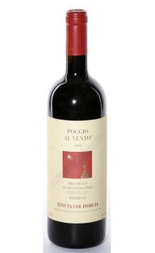 科尔多奇亚小风山蒙塔尔奇诺布鲁诺特酿红葡萄酒