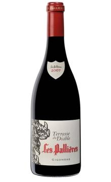 帕利尔酒庄圣土修士干红葡萄酒