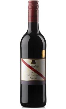 黛伦堡闪电西拉红葡萄酒2015