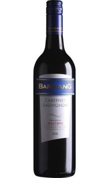 吧王加本纳沙威浓红葡萄酒