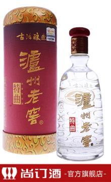 泸州老窖 52度 浓香型古法酿造 特曲500ML 中国白酒