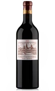 【名莊】愛士圖爾城堡干紅葡萄酒2010