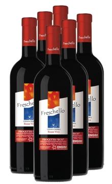 意大利弗莱斯凯罗葡萄酒(红)-6支装