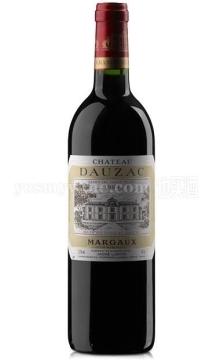杜扎克城堡干红葡萄酒2013(香港免税价)