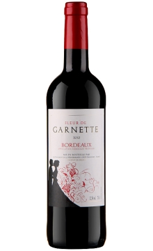 法国波尔多浓情玫瑰红葡萄酒