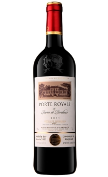 波尔多男爵干红葡萄酒