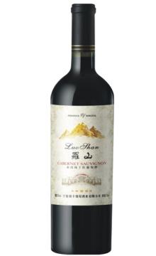 罗山赤霞珠干红葡萄酒(标准级)