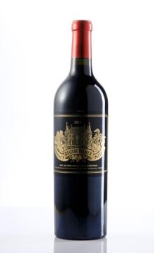 帕美酒庄(又名宝马酒庄)红葡萄酒2001(名庄)