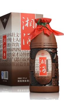 50°湘泉湘酒500ml