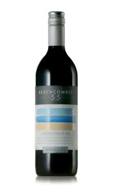 麦克威廉风情海滩5.5低醇甜红葡萄酒(又名:比奇红葡萄酒)