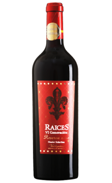 *奥兰·世袭家族珍藏干红葡萄酒(红标)*