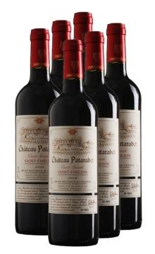 赵薇帕塔拉贝干红葡萄酒 *6