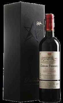 赵薇-帕塔拉贝城堡(圣爱美隆)干红葡萄酒 单支礼盒