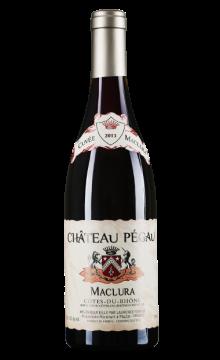 佩高隆河谷麦加干红葡萄酒