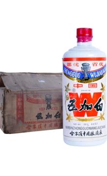 39°五加白酒(瓷瓶)500ml 90年代 陳年老酒  整箱20瓶裝