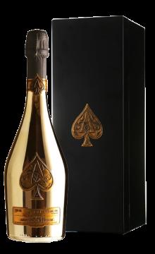 黑桃A黄金香槟(木礼盒包装)(名庄)