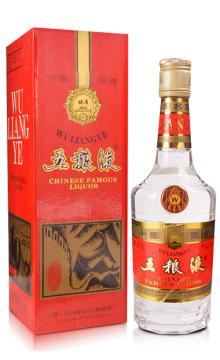 陈年老酒 五粮液(铁盖) 1995年 52度 500ml 歌德盈香