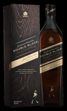 尊尼获加黑方醇黑威士忌