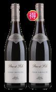 劳伦米格尔父子系列西拉歌海娜干红葡萄酒-双支装