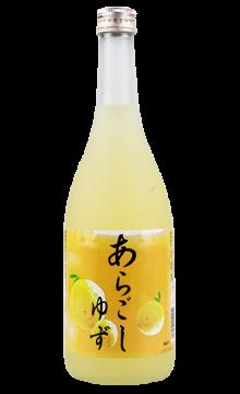 菊水柚子酒720ml