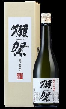 獭祭50纯米大吟酿清酒720ml