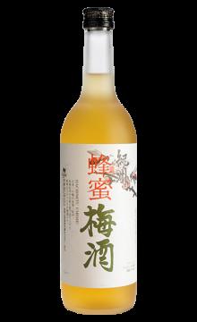 中野蜂蜜梅子酒720ml