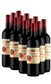 豪酒汇(国内送货)飞卓庄园干红葡萄酒 整箱(12瓶)