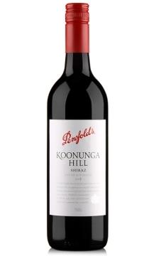 奔富寇兰山西拉子红葡萄酒