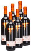 火地岛经典梅洛干红葡萄酒-6支装