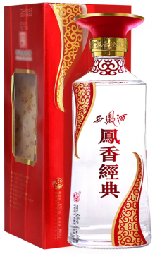 西凤酒凤香经典52度500ML