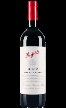 奔富BIN2干红葡萄酒(又名:奔富BIN2西拉马塔罗干红葡萄酒)